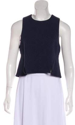 Elizabeth and James Sleeveless Crop Top w/ Tags