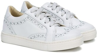 Montelpare Tradition oxford lace-up sneakers