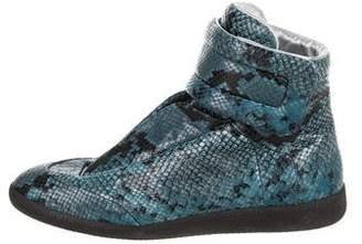 Maison Margiela Future High-Top Sneakers w/ Tags