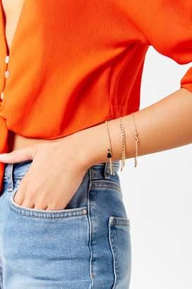 Forever 21 Charm Bracelet Set