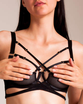 Bordelle Lea Open Wire Bra