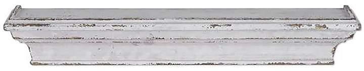 "Pier 1 Imports Cheyenne 24"" Wooden Wall Shelf"
