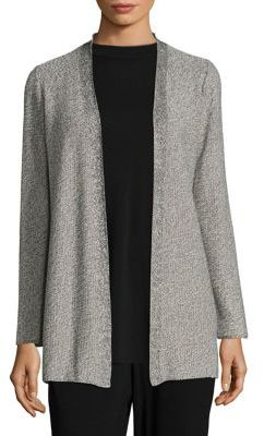 Eileen Fisher Tencel Long Cardigan $298 thestylecure.com