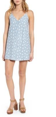 Women's Dee Elly Lace Camisole Dress $59 thestylecure.com