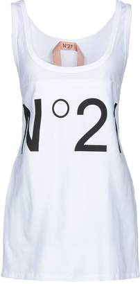 N°21 Ndegree 21 Tank tops