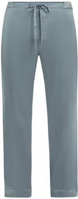 MENG Silk pyjama bottoms