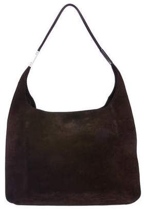 Gucci Suede Hobo