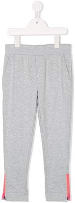 Stella McCartney ankle zip track pants