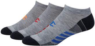 Champion Men 3-Pk. No-Show Training Socks