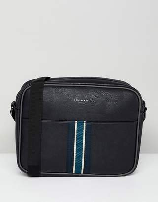 Ted Baker Oxbridge Webbing Messenger Bag