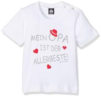 Trigema Baby T-Shirts, Weiß (Weiss 001)
