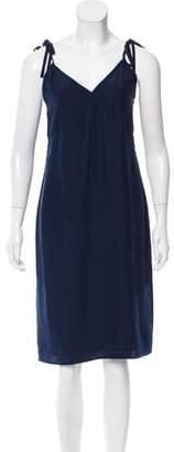 Jenni Kayne Silk Midi Dress