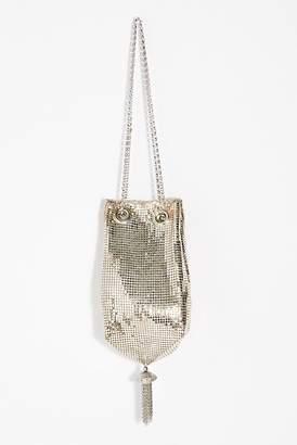 Vintage Loves Vintage 1940s Metal Mesh Bag