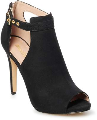 Steve Madden Nyc NYC Rumorr Women's High Heel Ankle Boots
