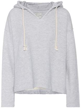 Current/Elliott The Lounge cotton-blend hoodie