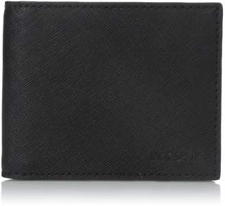 Jack Spade Men's Barrow Leather Slim Billfold