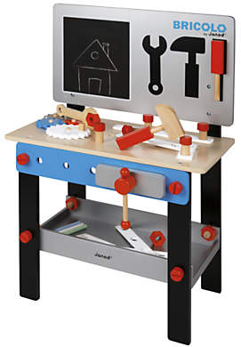 Janod DIY Magnetic Wooden Workbench