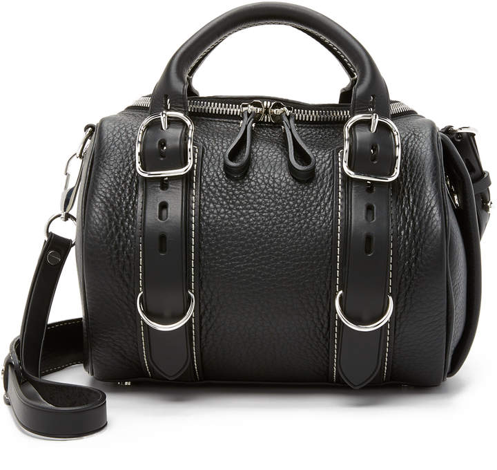 Alexander Wang Rockie Duffle with Buckle Straps