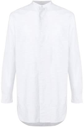 Kent & Curwen long-sleeve striped shirt