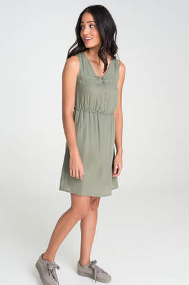 Ardene Sleeveless Zip Dress
