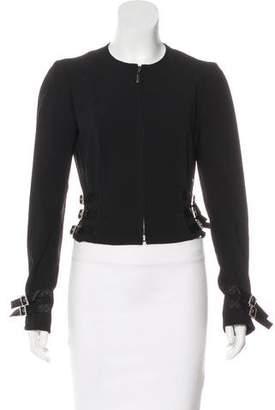 John Galliano Wool Embellished Jacket