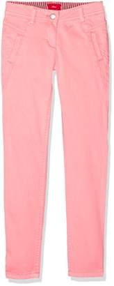 S'Oliver Girl's 66.703.73.8401 Trousers,(Slim)