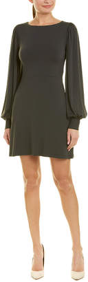 Susana Monaco Poet Sleeve Shift Dress