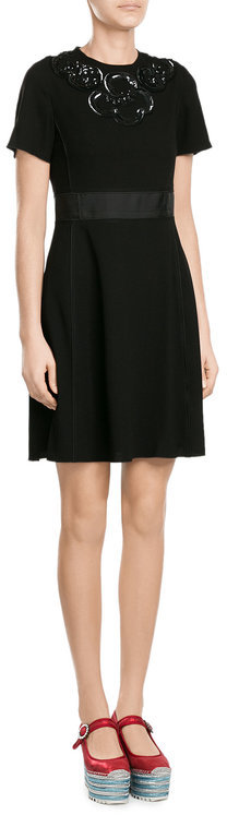 Marc By Marc JacobsMarc by Marc Jacobs Dress with Sequin Embellishment