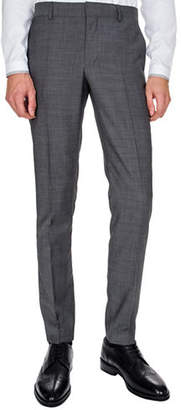 The Kooples Slim-Leg Wool Trousers