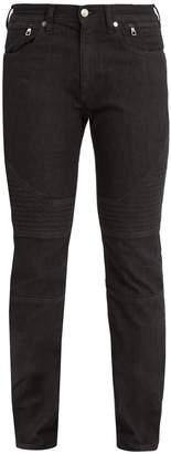 Neil Barrett Mid-rise skinny biker jeans