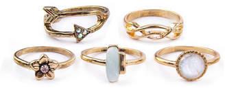 Arizona Womens Stackable Rings