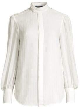 Polo Ralph Lauren Abigail Silk Blouse