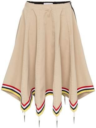 J.W.Anderson asymmetric hem skirt