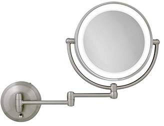 Zadro 10X/1X Magnification Next Generation LED Lighted Wall Mount Mirror