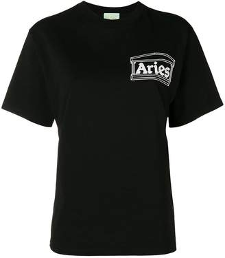 Aries graphic printed short sleeve T-shirt
