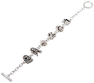 Star Wars Sterling Silver Character Station Bra