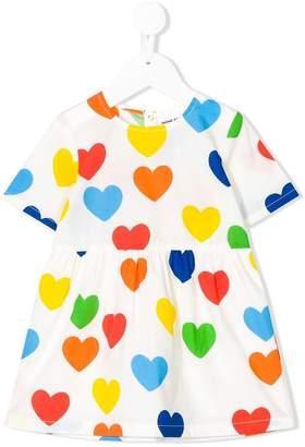 Mini Rodini Rainbow Love dress