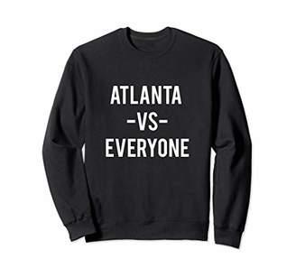Victoria's Secret Atlanta Everyone Sports Lover City Pride Gift Sweatshirt