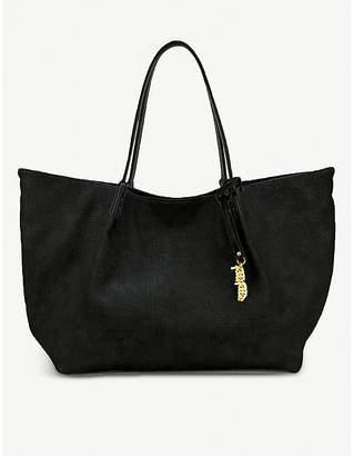 Folli Follie Ladies Black Island Riviera Shoulder Bag