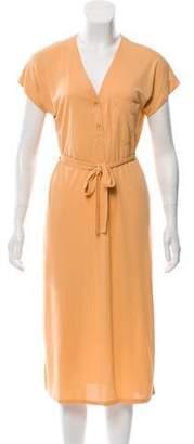 Diane von Furstenberg T-Shirt Midi Dress