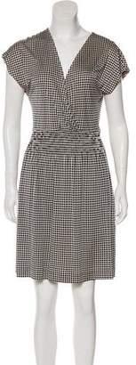 Tory Burch Silk Jersey Knee-Length Dress