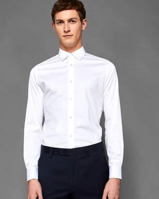Ted Baker FOMEIO Fashion fit cotton shirt