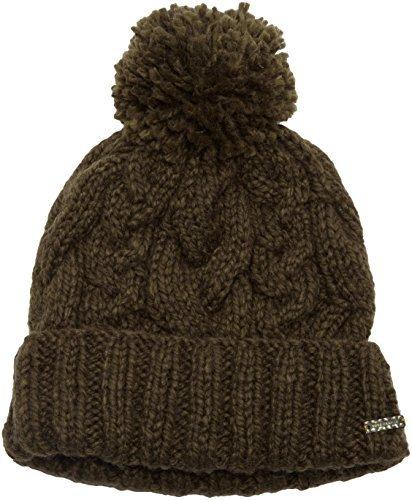 BOSS Orange Women's Fosane Cable Knit  Beanie