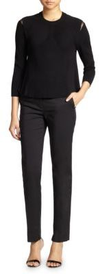 3.1 Phillip Lim Needle Cropped Trousers