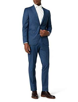 Esprit Men's 038eo2m003 Suit, (Light Blue 440), (Size: 102)