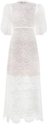 Zimmermann Jaya Wave Long Dress