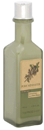 The Face Shop Pore Minimizer Controlling Toner with Powder