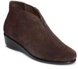 Aerosoles Allowance Suede Ankle Boots