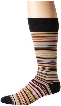 Paul Smith Multistripe Socks Men's No Show Socks Shoes