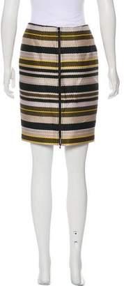 Jenni Kayne Striped Pencil Skirt